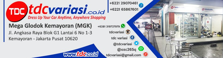 TDC Variasi