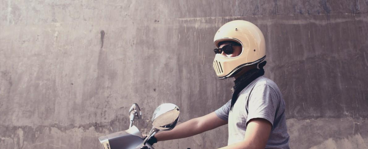 Boulter Helmet & Stave
