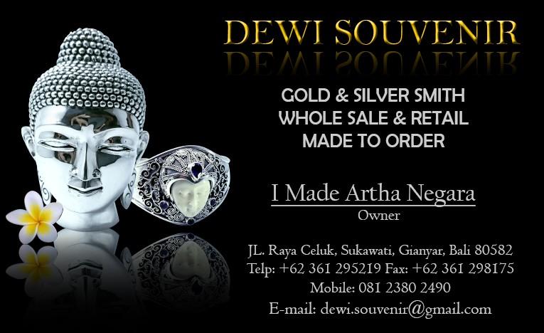 Dewi Souvenir Silver