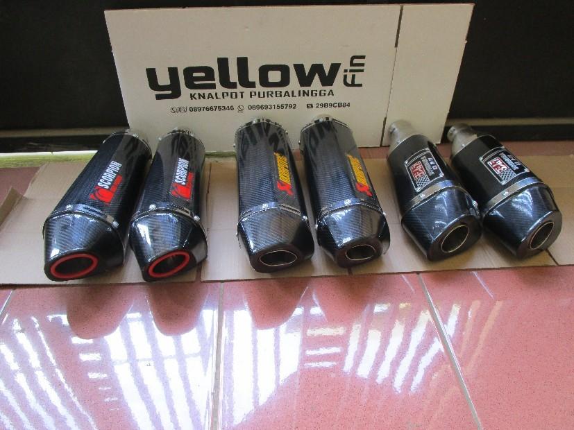 YellowFin Knalpot