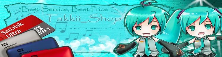 Takkii Shop