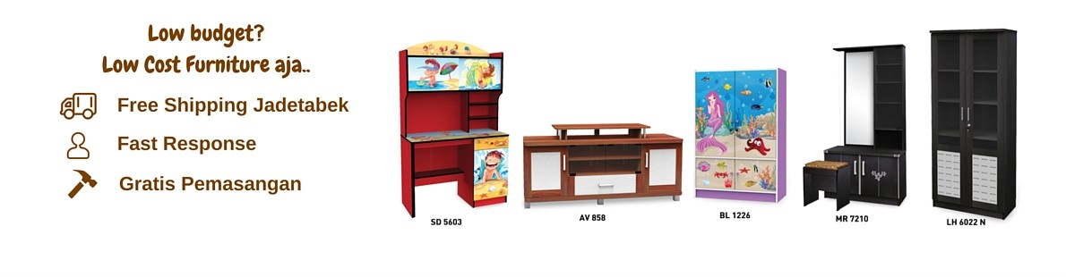 Low Cost Furniture