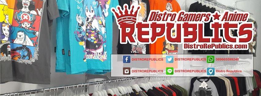 Distro Republics