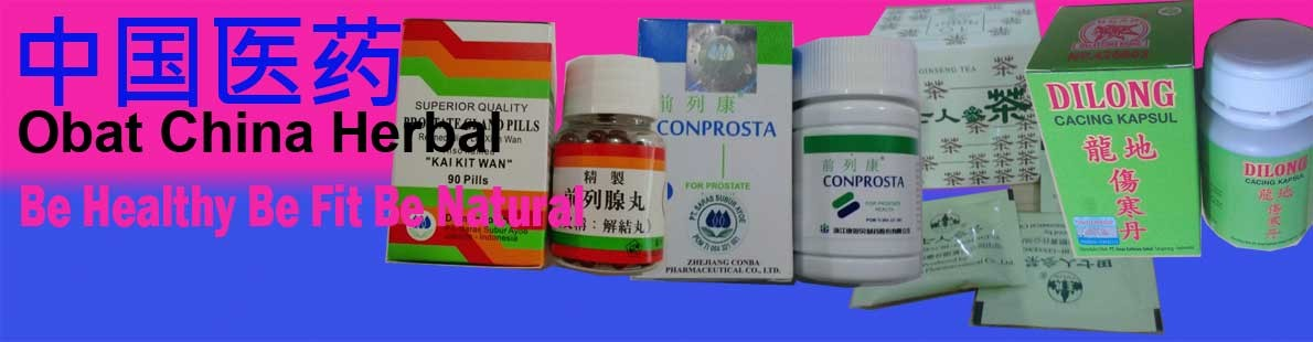 Obat china herbal