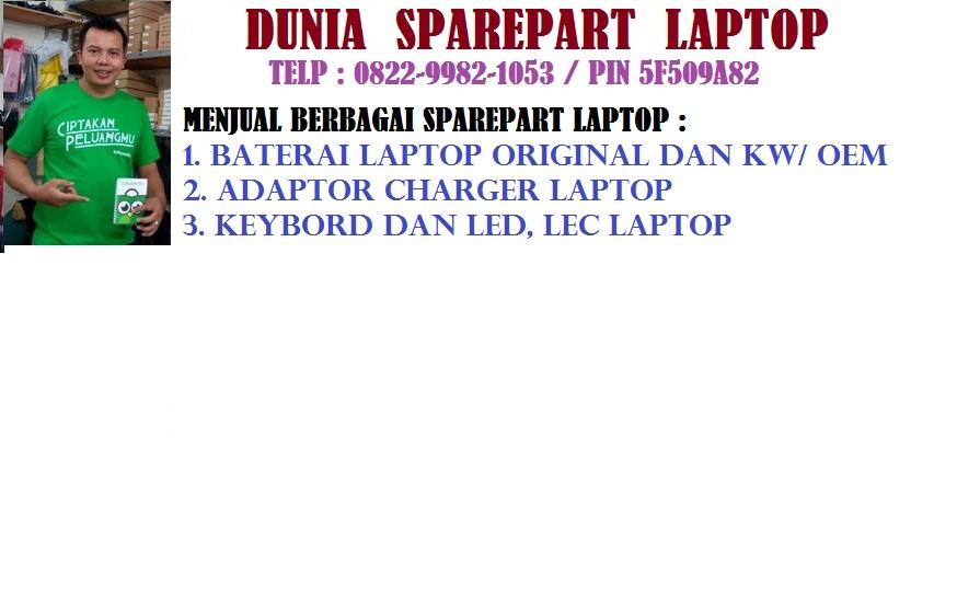 DUNIA SPAREPART LAPTOP
