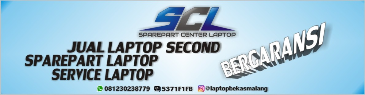 Sparepart Center Laptop