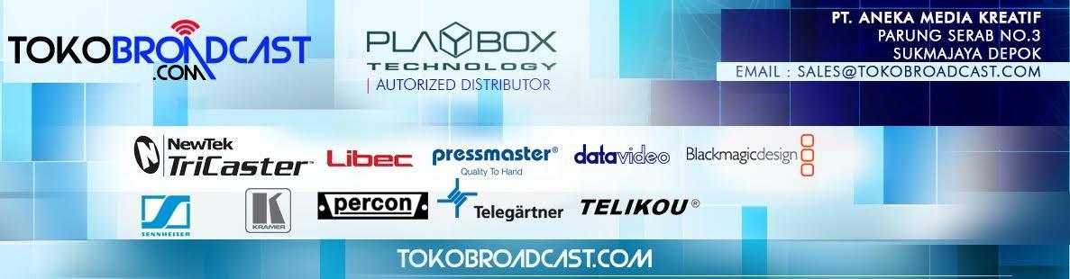 Toko Broadcast Indonesia