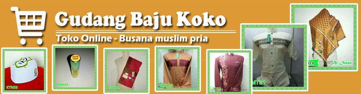 Gudang Baju Koko 88