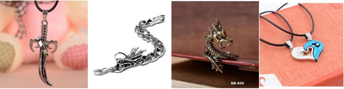 Perhiasan Fashion Murah