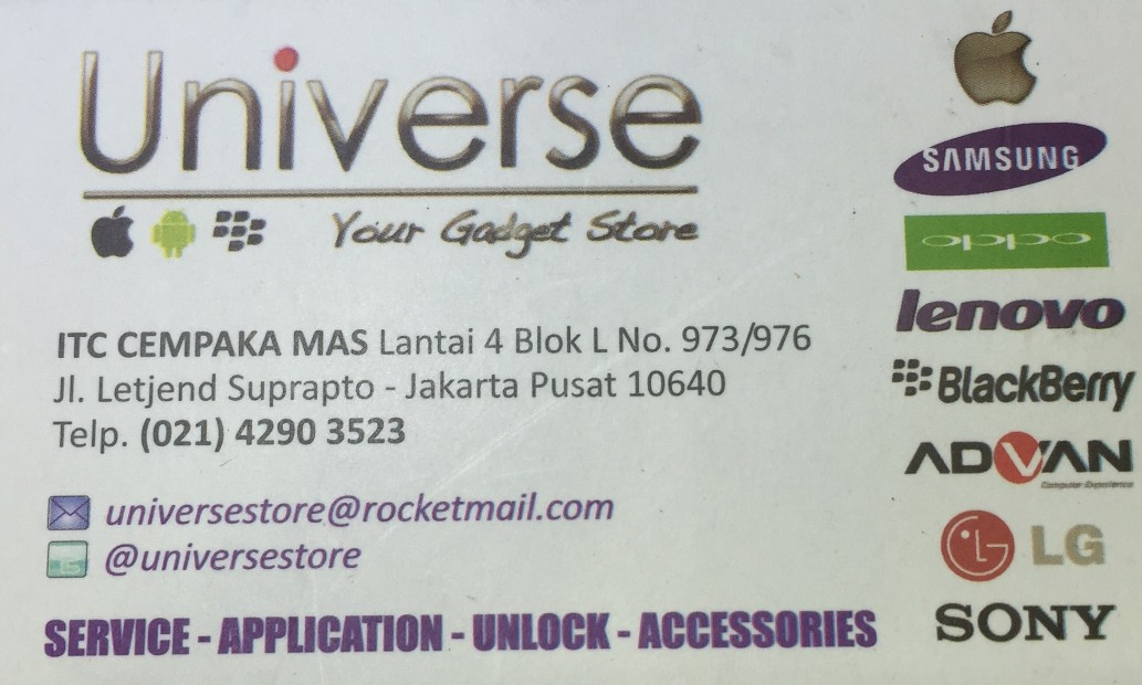 Universe Store