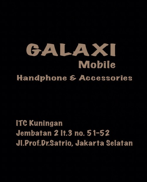 Galaxi Mobile Shop