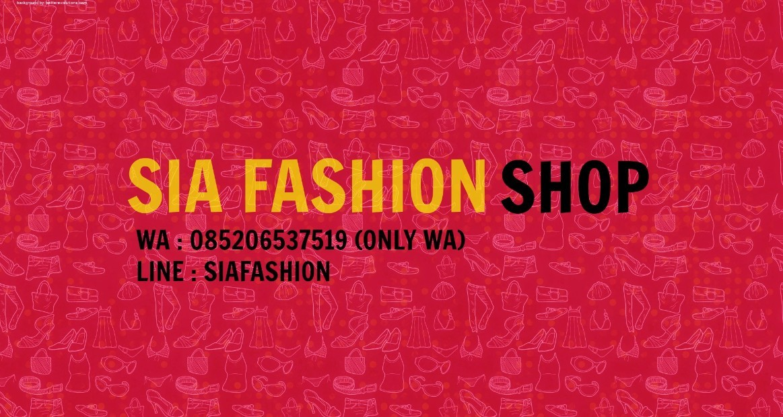 sia fashion shop