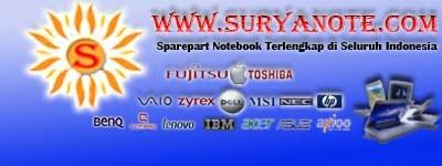 Surya Notebook