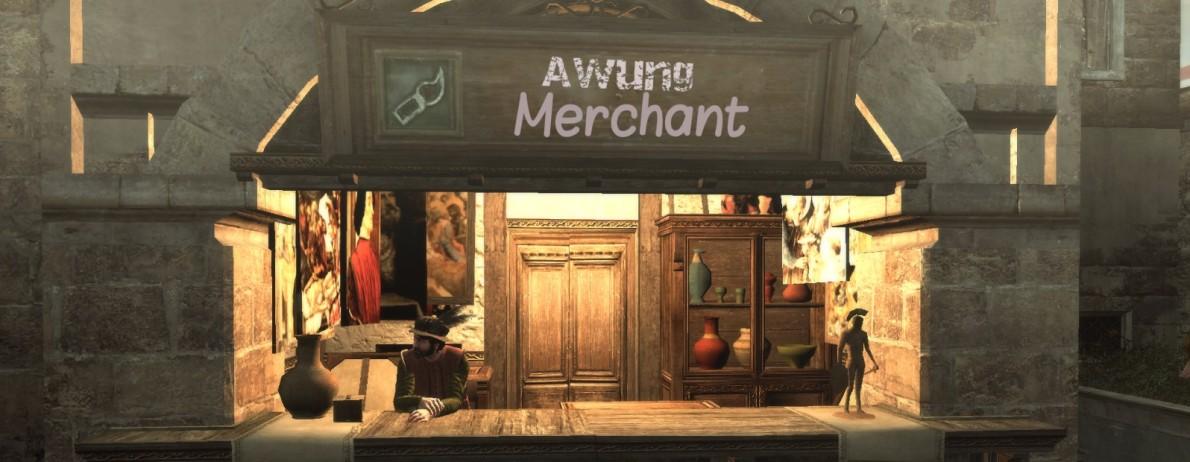 Awung Merchant