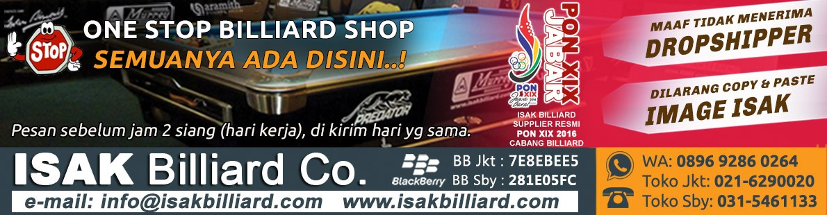 ISAK Billiard Sport Co.