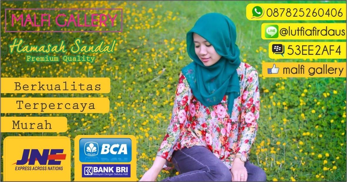 Sendal Hamasah Bandung