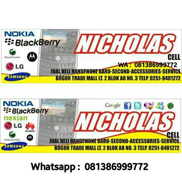 nicholas cell