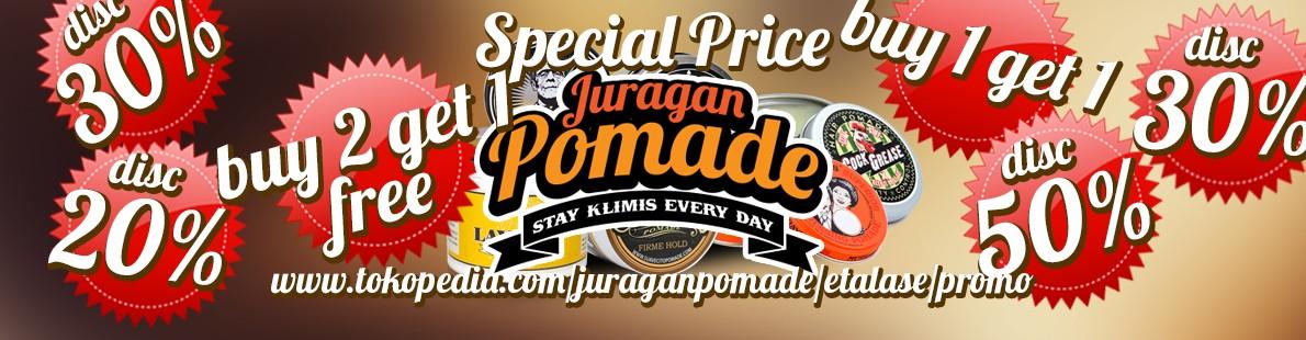 Juragan Pomade