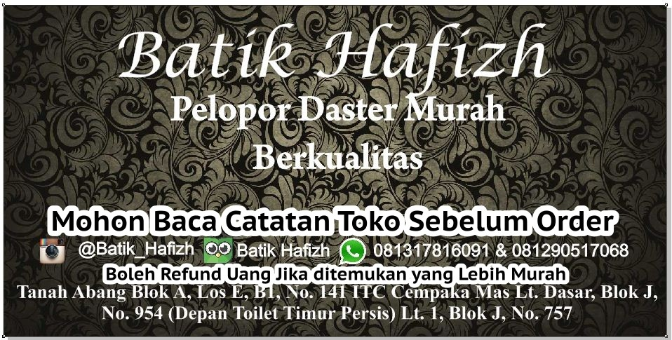 Batik Hafizh
