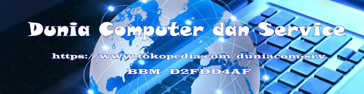 DUNIA COMPUTER & SERVICE