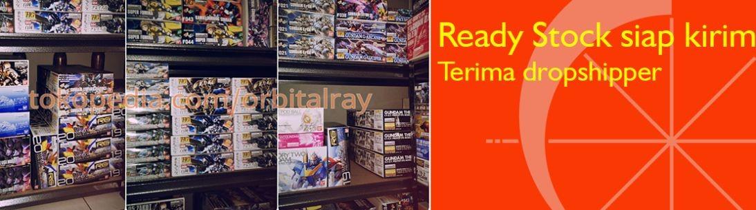 Orbital Ray's Retail