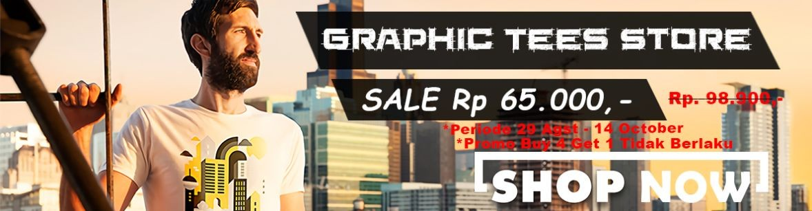Graphic Tees Store