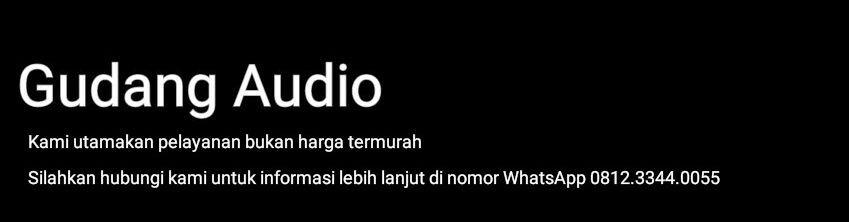 Gudang Audio