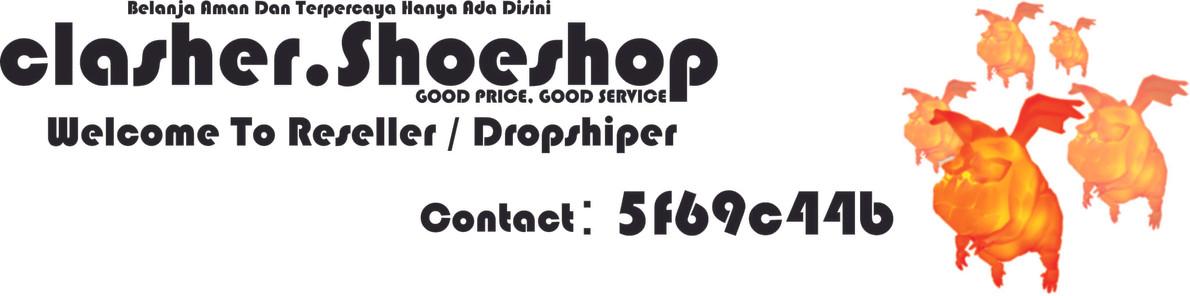 clasher.Shoeshop