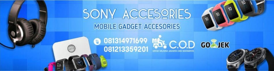 Sony Accesories