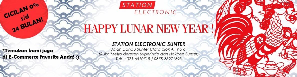 station electronic