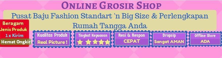 Online Grosir Shop