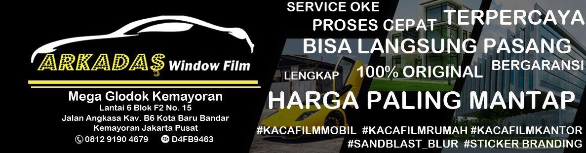 PROMO KACA FILM