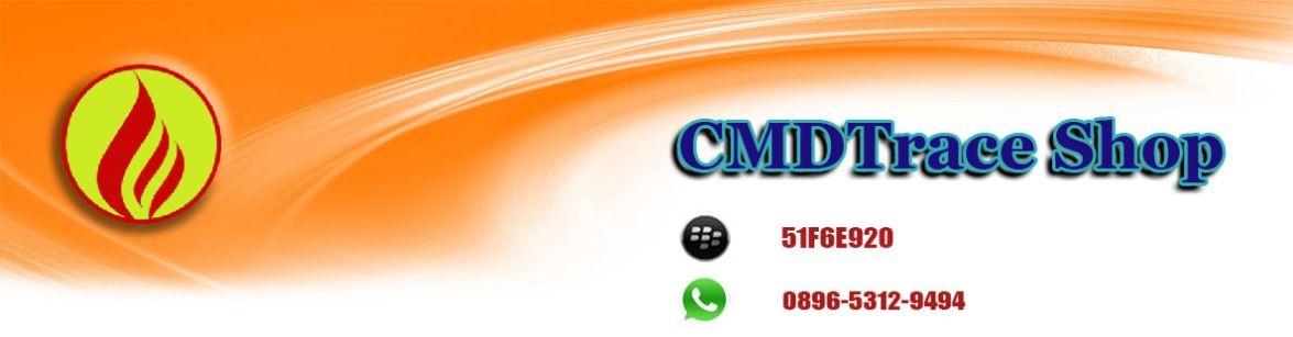 CMDTrace Shop