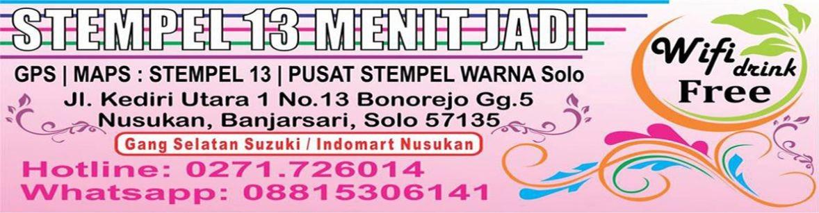 STEMPEL 13 MENIT