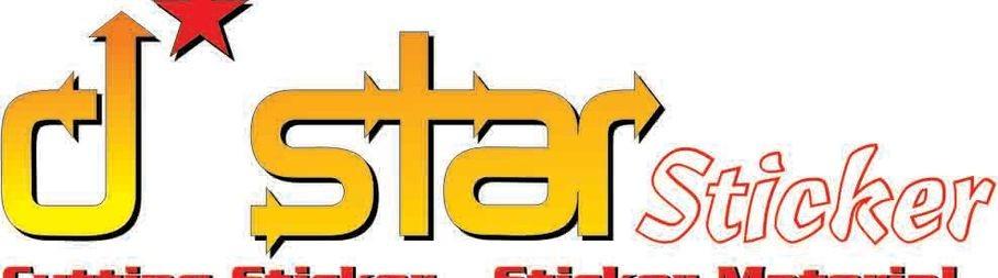 d`star sticker
