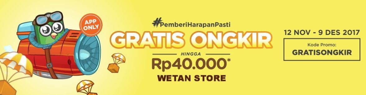 WETAN Store