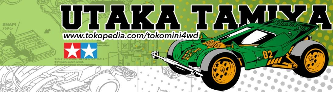 Toko Mini4WD & Kit Model