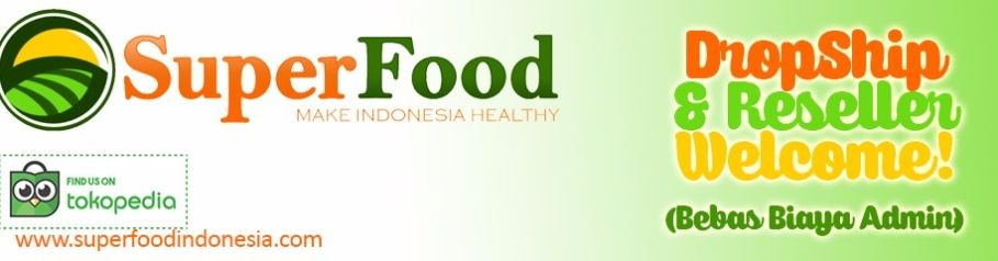 Superfood Indonesia