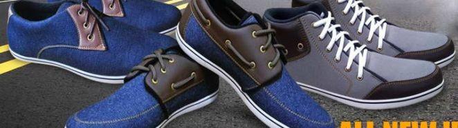 Sepatu Pioneer