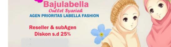 Baju LaBella olShop