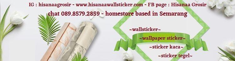 HisanaaGrosirWallsticker