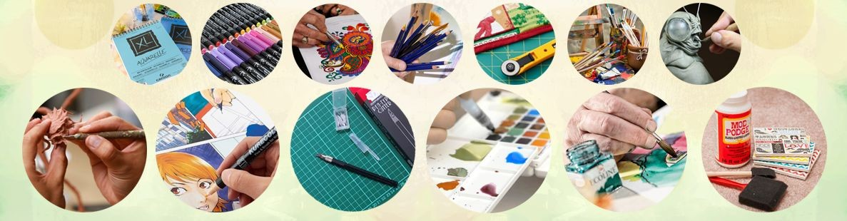 Lix Art Supplies