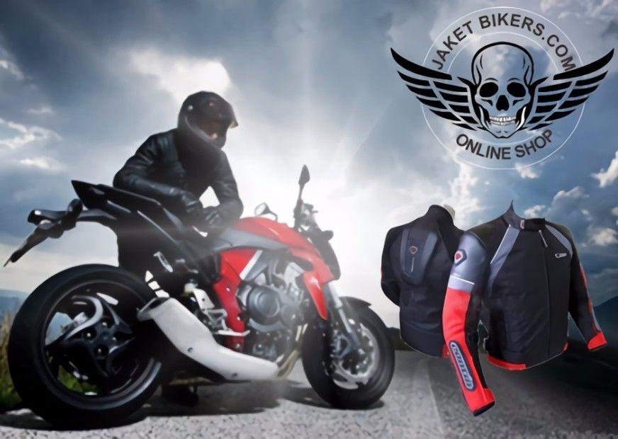 Jaket Bikers