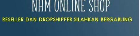 NHM online shop