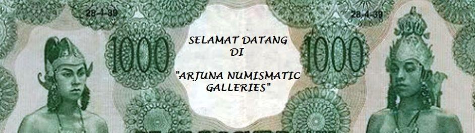 Arjuna Numismatic