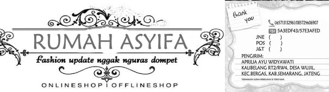 rumah asyifa