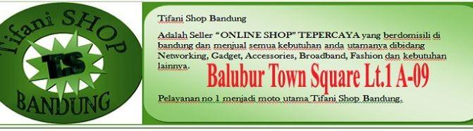 Tifani Shop Bandung