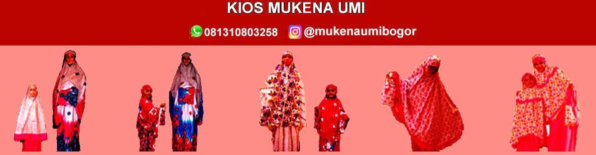 Kios Mukena Umi