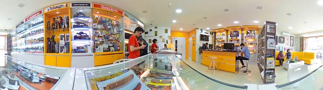Asia baru foto shop