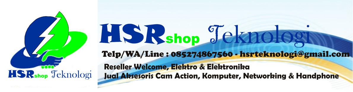 HSR shop Teknologi